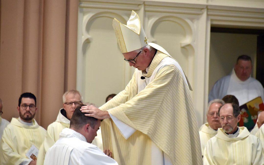 Ordination of Fr. McNicholas and Rev. Mr. McDaniel